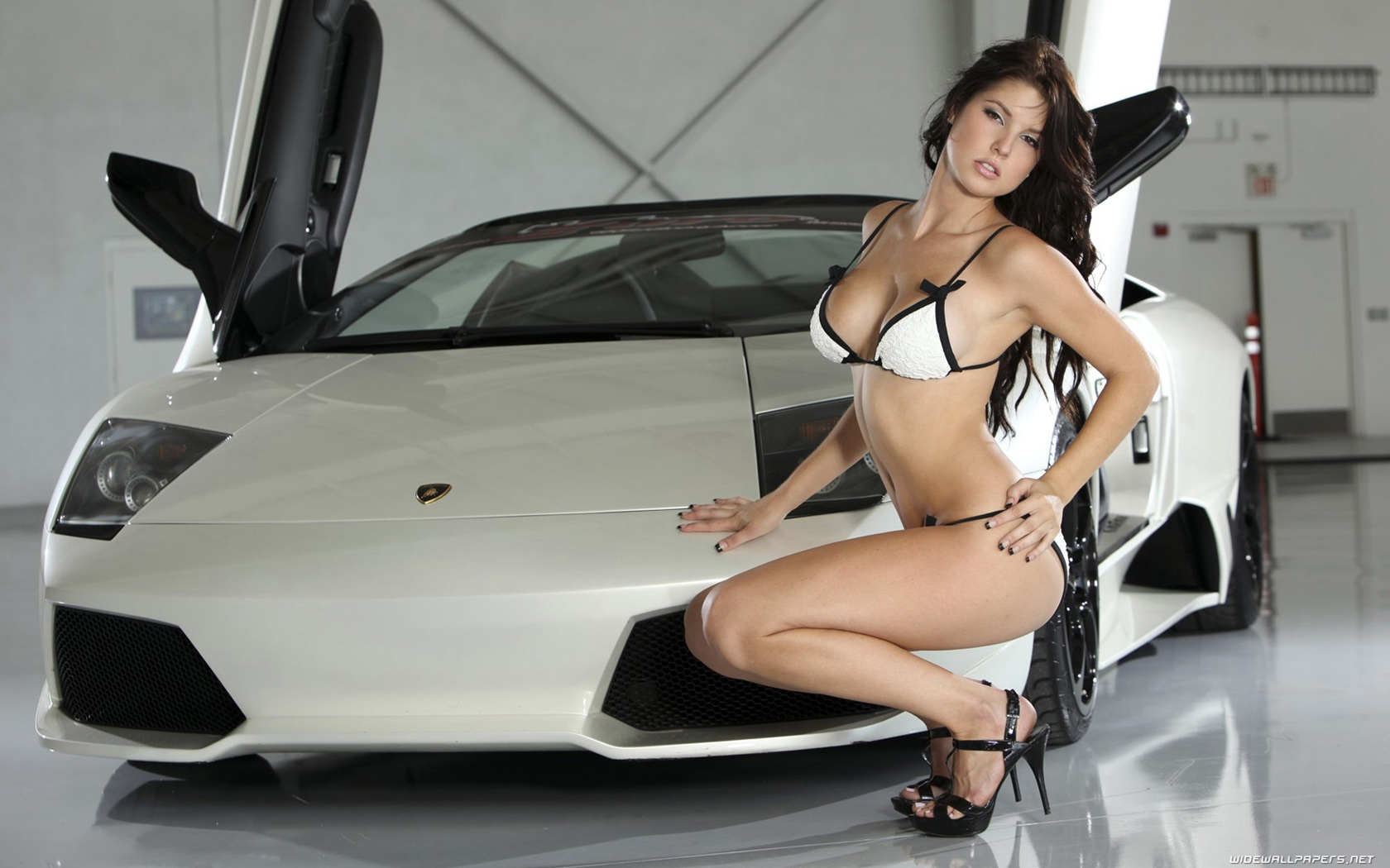 兰博基尼 Lamborghini Girls